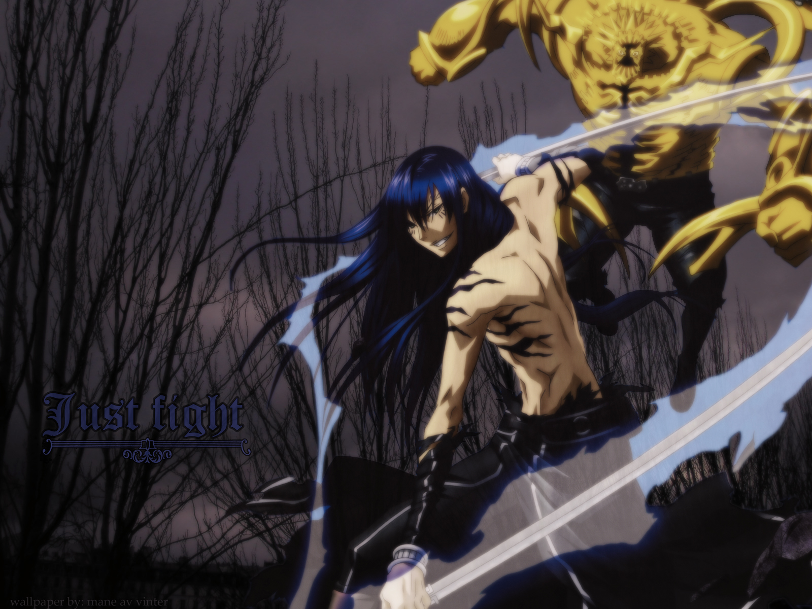 D gray man d gray man wallpaper 25478567 fanpop - D gray man images ...
