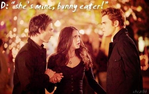 DE rueles bunny eater!