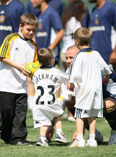David and his sons (: