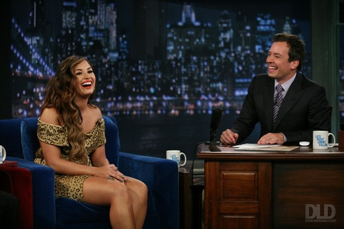 Demi - Late Night with Jimmy Fallon - September 20, 2011