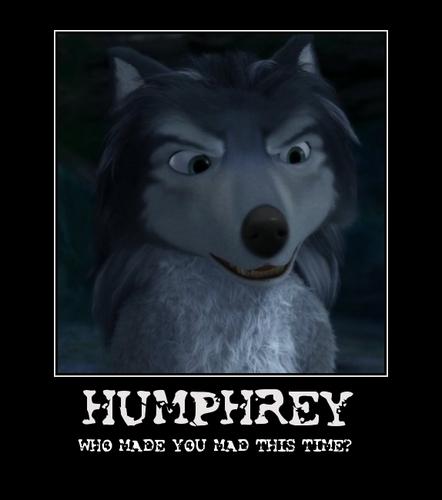 Demotivational Humphrey 6