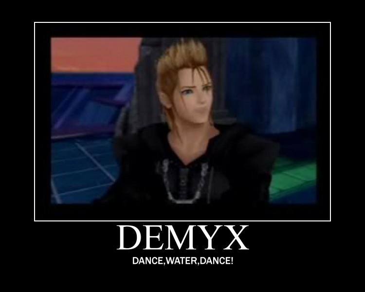 demyx somebody - photo #2
