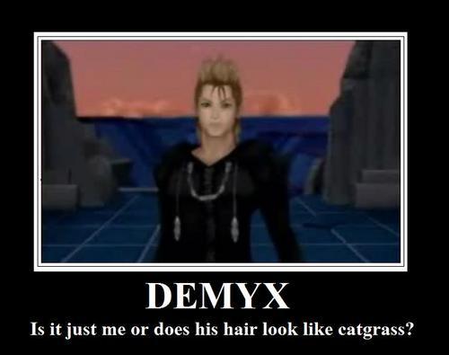 Demyx Poster