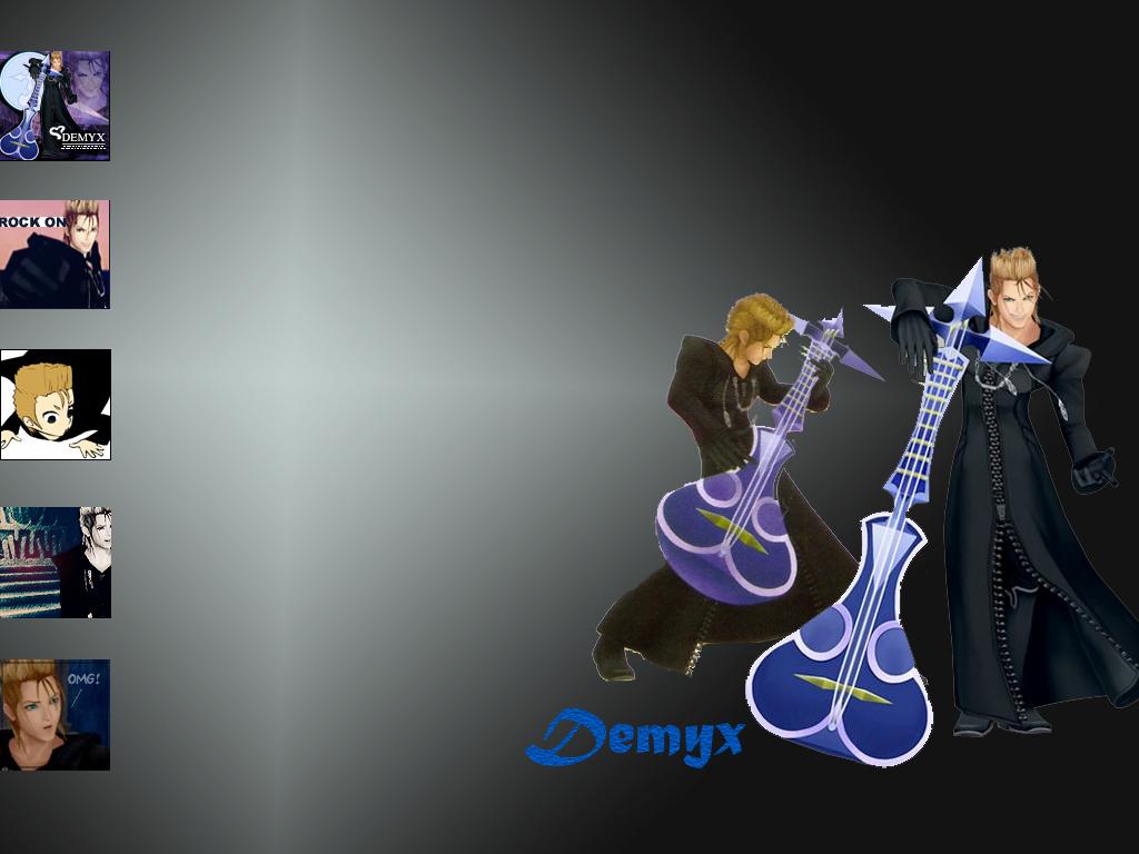demyx somebody - photo #10
