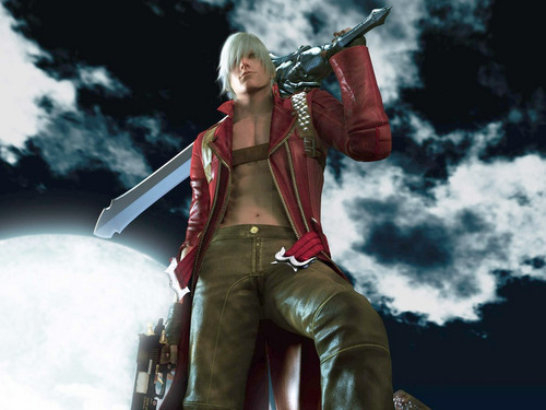 Devil May Cry  - video-games Wallpaper