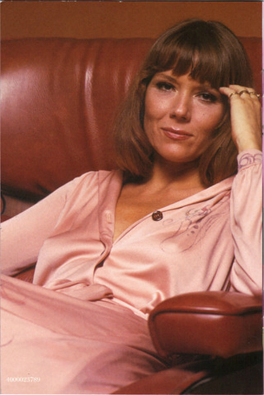 Diana Rigg - Lady in rosa