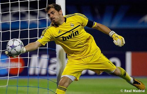 Dinamo Zagreb vs Real Madrid 14.9.2011