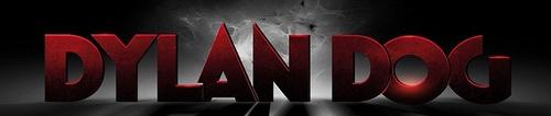 Dylan Dog movie logo banner