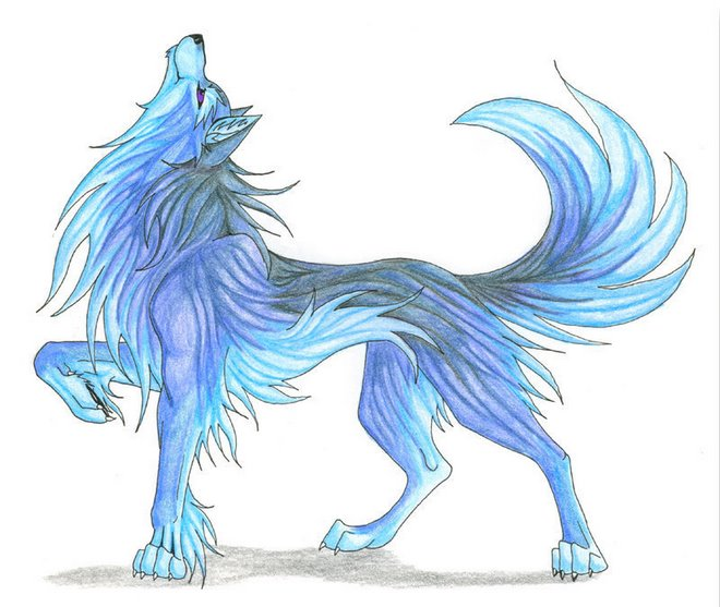 Elemental Wolves images Elemental Wolves wallpaper and ...