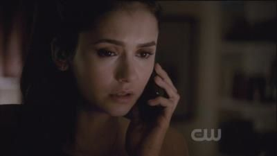 Elena telling Stefan to stay strong in 3.01 on the phone - klaus-and-stefan Photo