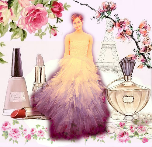 Emma Wtason - fleur Princess