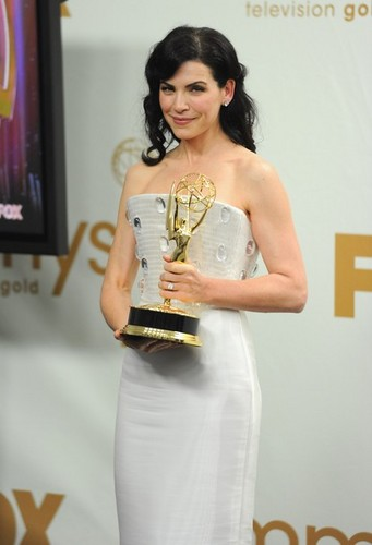 Emmy Awards 2011: Julianna Margulies