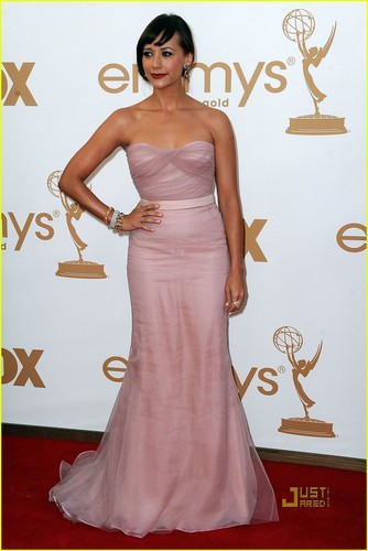 Emmys 2011 Red Carpet