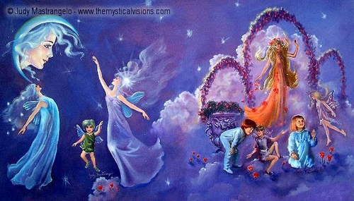 Fairy World - fairies Photo