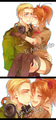 Fem! Italy x Germany - hetalia-couples photo