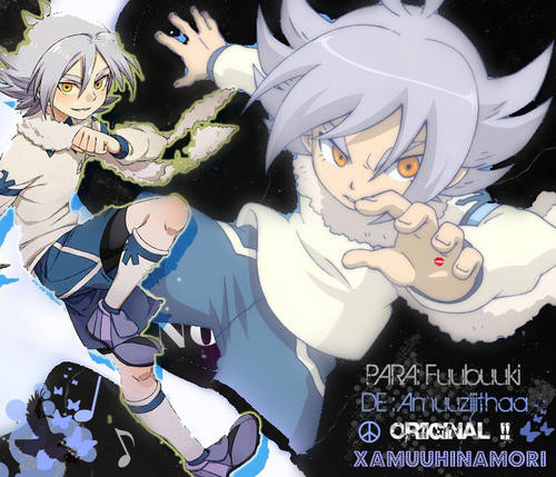 Shirō Fubuki/Shawn Frost wallpaper containing anime called Fubuki