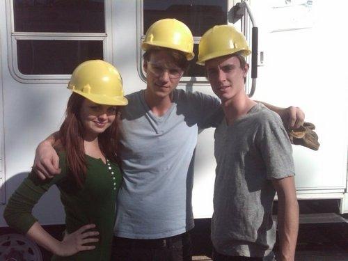 Galadriel, Nathan & Ryan