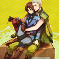 Germany x Italy - hetalia-couples photo