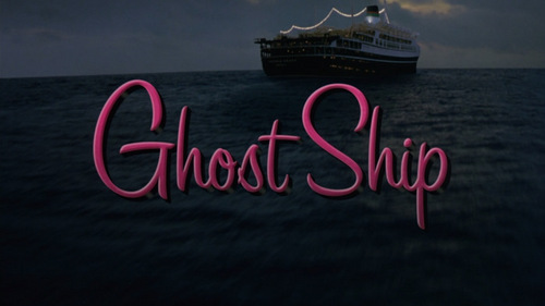 Ghost Ship title.