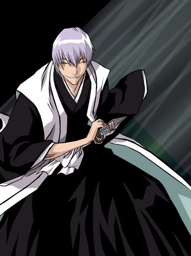 Ichimaru gin wallpaper called gin