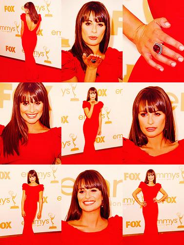 glee Cast Emmys 2011