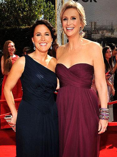 ग्ली Cast Emmys 2011