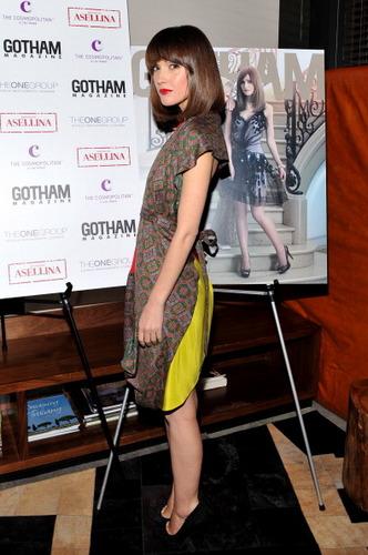 Gotham Magazine's Celebration of September Cover Stars - 20 September