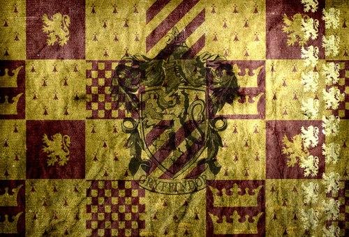 Gryffindor dinding