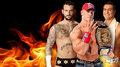 HIAC:John Cena vs CM Punk vs Alberto Del Rio
