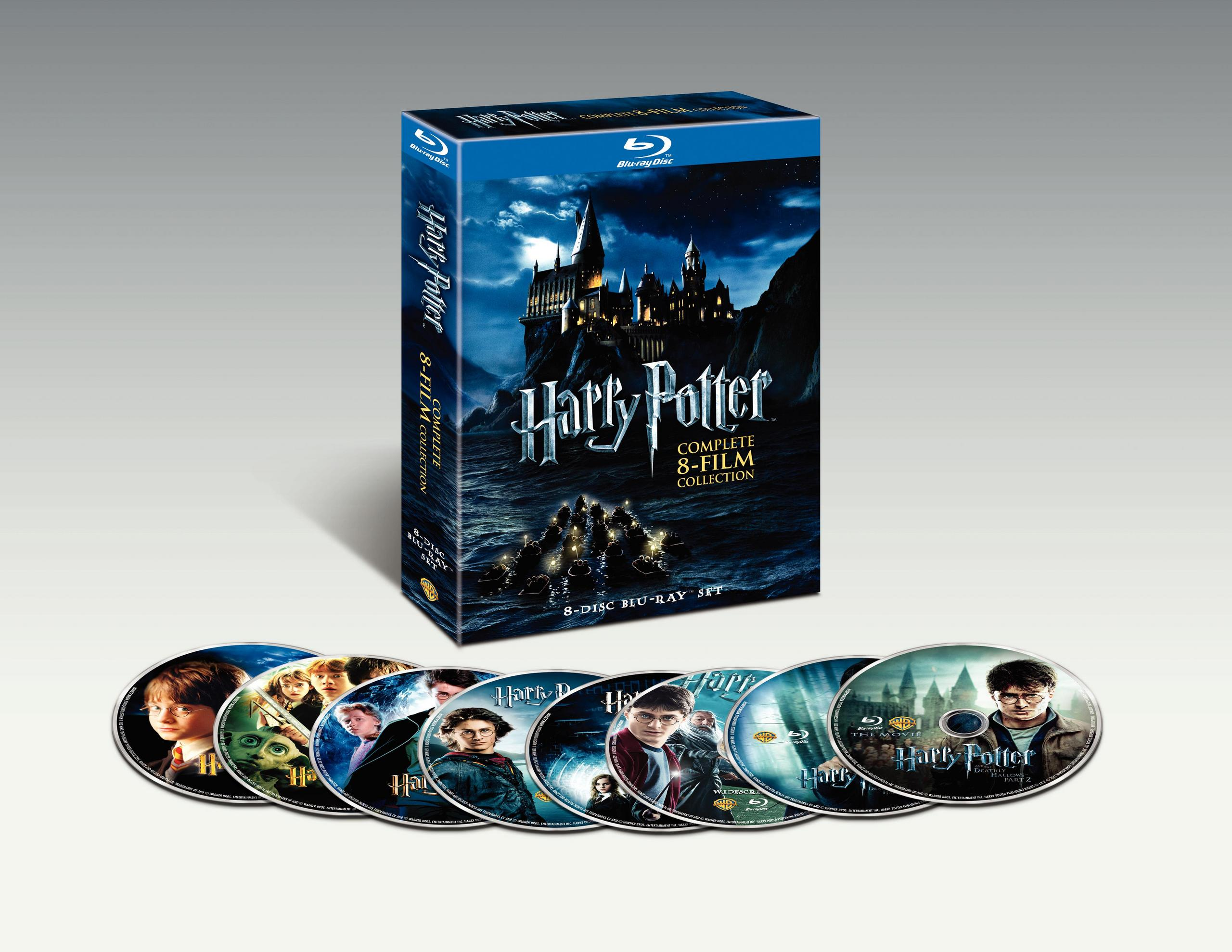 coffret blu ray harry potter coffret blu ray harry potter sur enperdresonlapin. Black Bedroom Furniture Sets. Home Design Ideas
