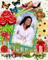 Happy Birthday Anouk!!