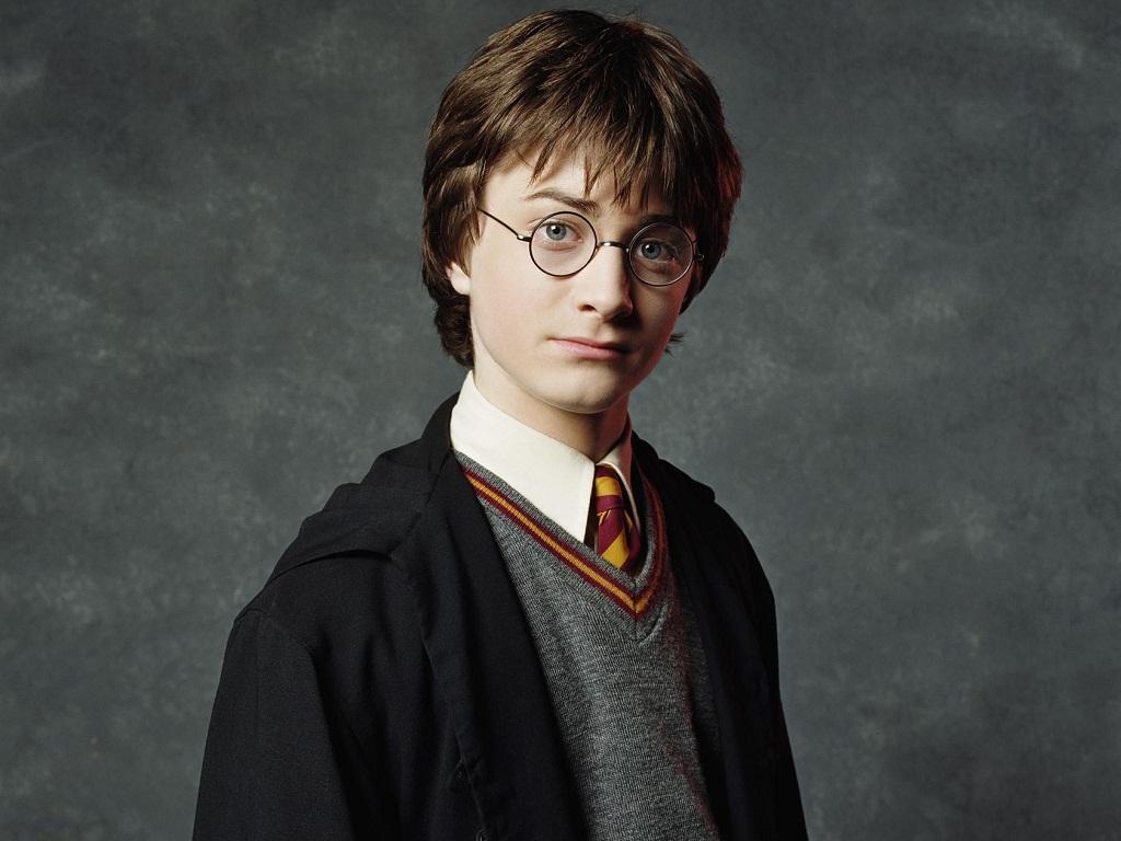 Harry James Potter ima...