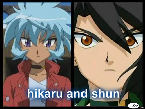 Hikaru and shun