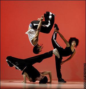 Nhảy hip hop