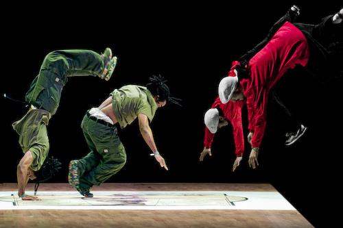 danse Hiphop Breakdance Tours 37 avec FunkyB