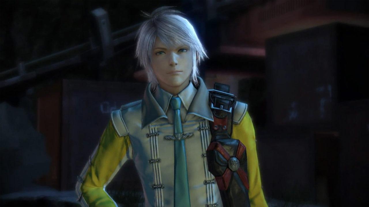 Final Fantasy XIII-2 i... Final Fantasy Caius