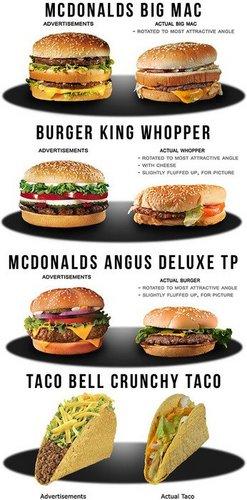 How Makanan Looks in Ads/How Makanan Actually Looks