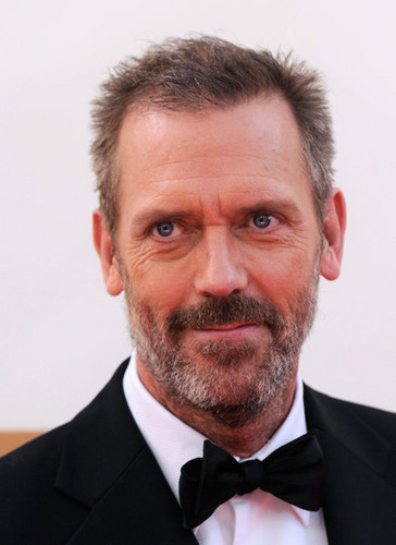 Hugh Laurie Arriving @ the 2011 Emmy Awards