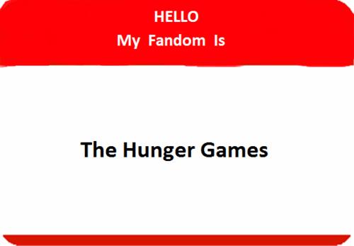 Hunger Games Name ট্যাগ