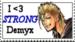 I <3 Strong Demyx - demyx icon