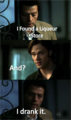 I found a Liqueur Store - supernatural-quotes photo