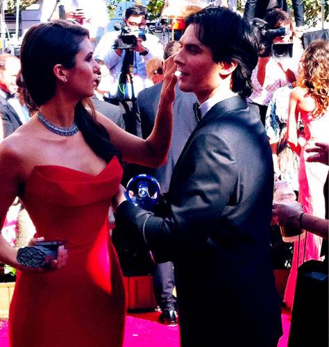 Ian/Nina Emmys