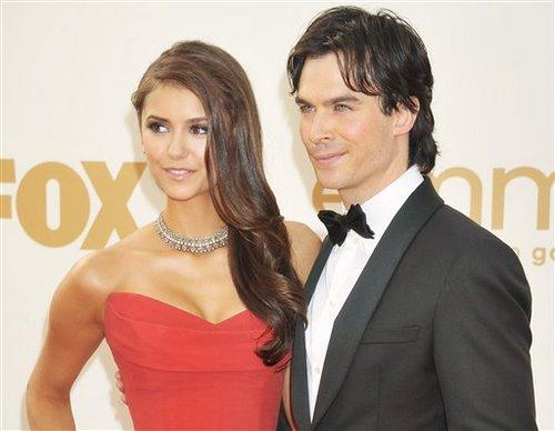Ian/Nina @Emmys