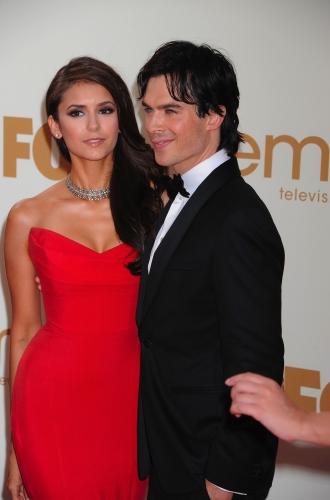Ian/Nina @Emmys ღ