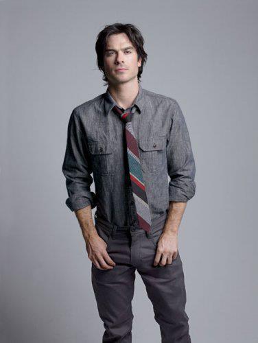 Ian for Men's Health 2011 ♥