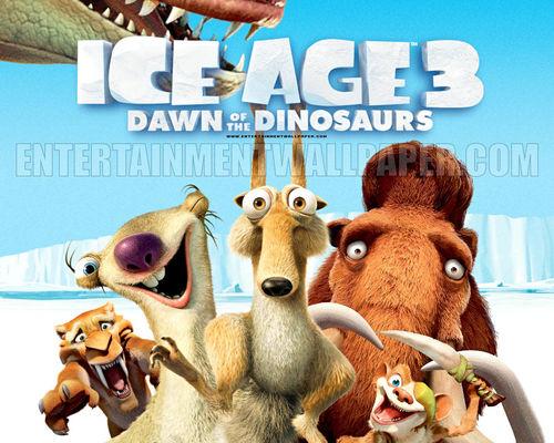 Ice Age 3!