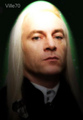 In the light - lucius-malfoy fan art