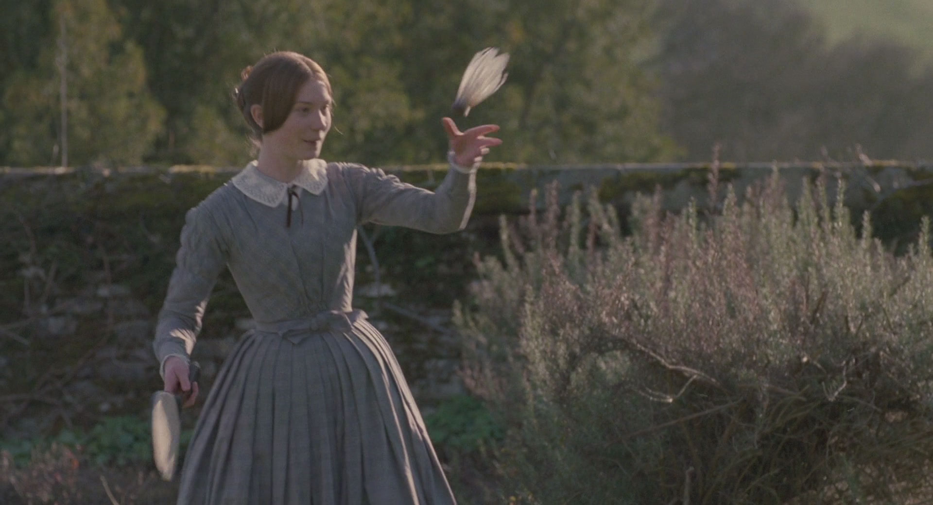 female restraint displayed in jane eyre Reflection on feminism in jane eyre jane eyre was a representative work reflecting women's call the ahead-of-age female consciousness of jane eyre, the main.