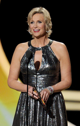 Jane at the Emmy Awards 2011