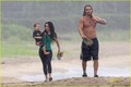 Jason Momoa: Hawaiian Holiday with Lisa Bonet!
